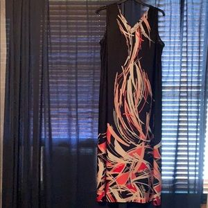 Plus size maxi dress Avenue